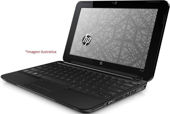 Netbook Usado Hp Mini 210-1060br Prata 1.66 2gb Ram 320gb Hd