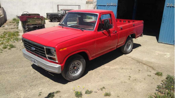 Ford F-100 6 Cilindros