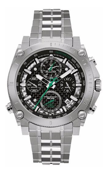 Bulova Relógio 96b241 Precisionist Edição Limitada Crono
