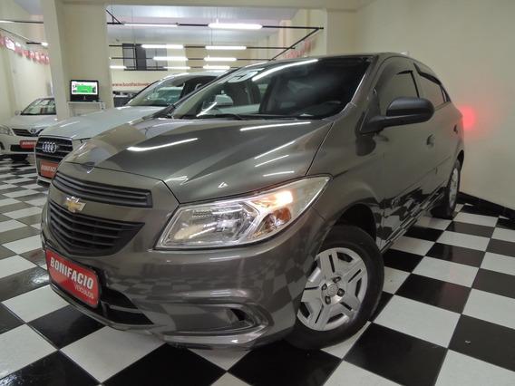 Chevrolet / Onix Ls 1.0- Flex - Cinza- 2015