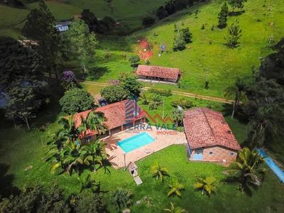 Sítio Rural À Venda, Morro Azul, Paraibuna. - Si0017