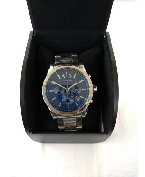 Relógio Armani Exchange Alx (ref. Ax2509) Original Usa