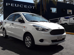 Ford Figo Impulse Mt Blanco 2018 (grupo Camsa)