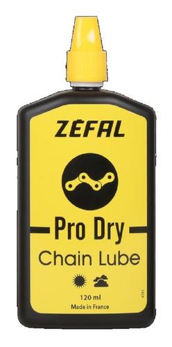 Imagen 1 de 3 de Aceite Bicicleta Zéfal Dry Lube 125cc Para Condiciones Secas