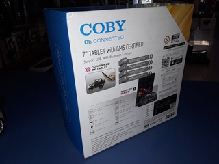 Tablet Coby 7 Ram 8 Dual Cam + Jeep 4x4 Bluetooth