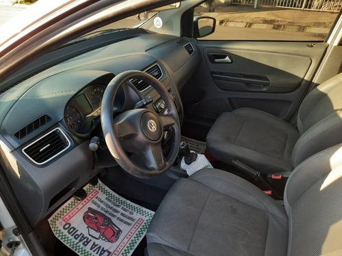 Volkswagen Fox 2011 1.0 Vht Total Flex 5p
