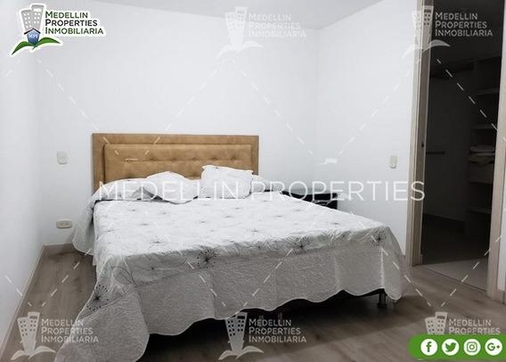 Apartamentos Amoblados Economicos En Envigado Cod: 5031