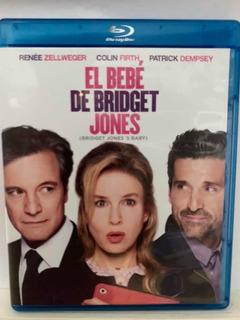 Blu-ray En Bebe De Bridget Jones