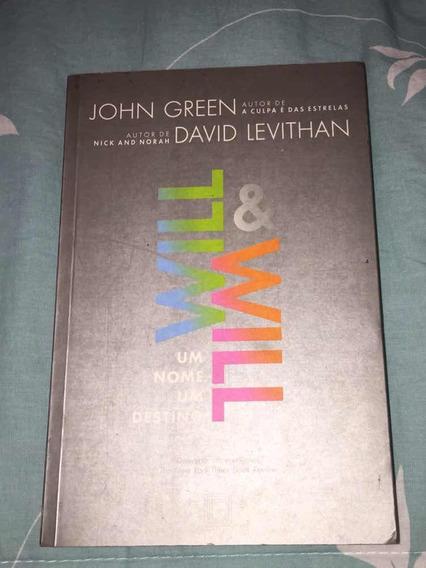 Livro Will E Will John Green