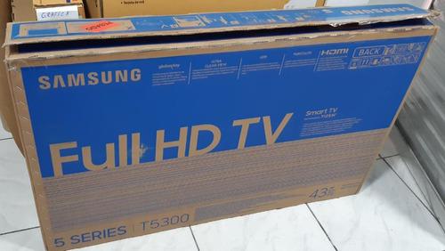 Tv Samsung 43 Display Quebrado