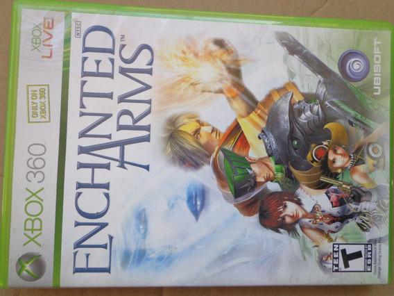Enchanted Arms Xbox 360 Mídia Física $65