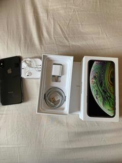 iPhone Xs 64gb Com Todos Acessórios E Em Perfeito Estado!