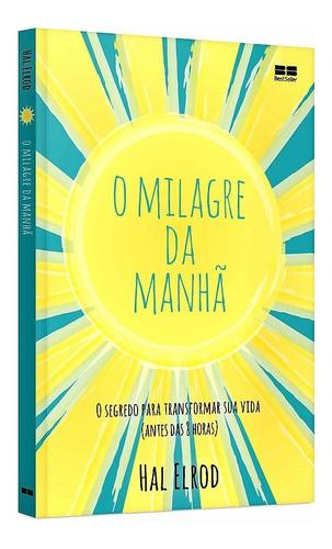 Livro O Milagre Da Manhã Lacrado