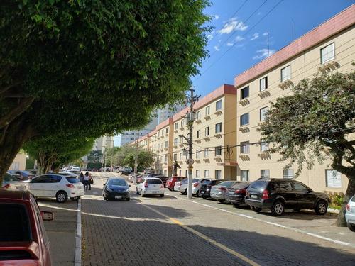 Apartamento 3 Dormitórios 66 M² Ao Lado Da Estação Metrô Campo Limpo - Ap00102 - 69027287