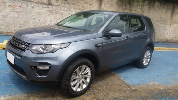 Land Rover 2018 Discovery Sport Se Diesel Apenas 20.300 Km