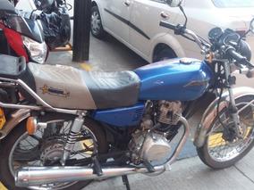 Ganga Moto 125 Akt Sport Azul Unico Dueño