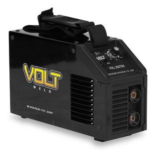 Soldadora Inversor 200a Bi Volt Funcion Tig Liftvol-200tbv