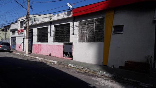 Salão Comercial Para Venda E Locação, Tatuapé, São Paulo. - Sl0073