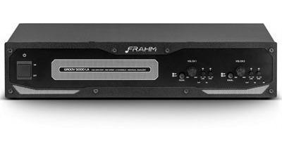 Frahm - Amplificador Linha Groov 600w 70v Classe-d Gr5000 La