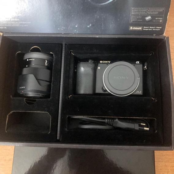Sony Nex 7 + Lente 18/55