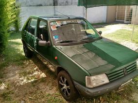 Peugeot 205 Modelo 1998 Nafta