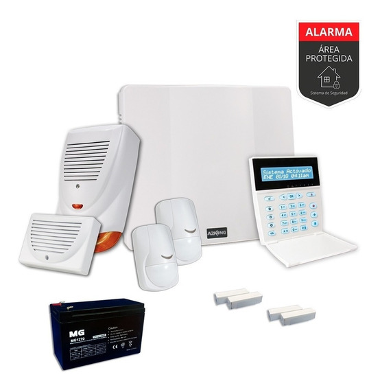 Alarma Para Casa Kit - Cableado