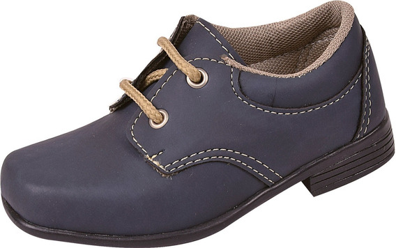 Sapato Social Sapatênis Masculino Infantil Raniel Ref.20501