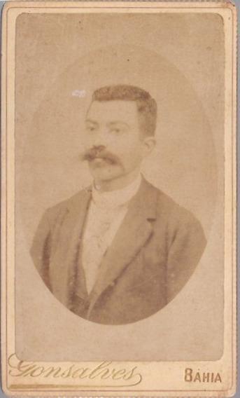 Carte De Visite - Gonsalves - Bahia - 02081926