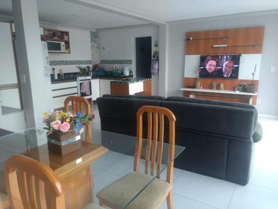 Casa Com 3 Dormitórios À Venda, 140 M² Por R$ 380.000 - Forquilhas - São José/sc - Ca2608
