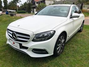 Mercedes-benz Clase C200 2015, Automático, Único Dueño