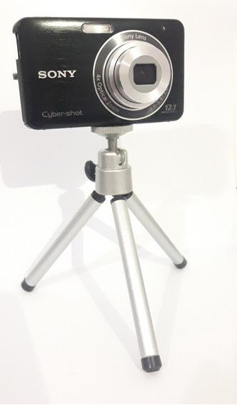 Câmera Sony Cyber Shot Dsc-w310 12.1 Megapixels Risco Na Tela