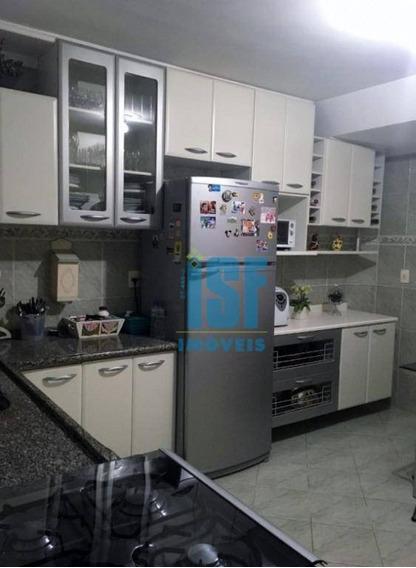 Sobrado Com 2 Dormitórios À Venda, 60 M² Por R$ 310.000 - Jaguaribe - Osasco/sp - So5561. - So5561