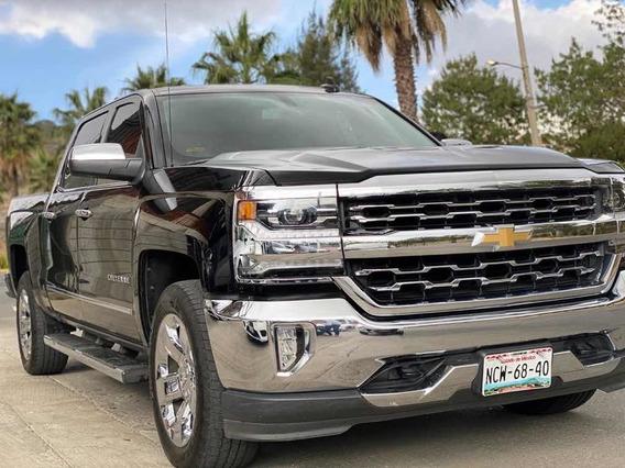 Chevrolet Cheyenne 2018 5.4 2500 Doble Cab Ltz 4x4 At