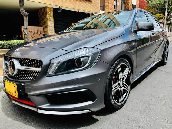 Mercedes-benz Clase A A250 Sport Línea Amg