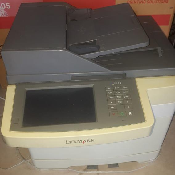 Multifuncional Lexmark X-548