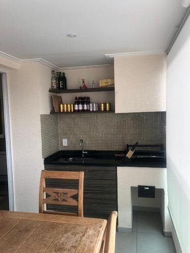 Apartamento À Venda, 112 M² Por R$ 1.200.000,00 - Parque Mandaqui - São Paulo/sp - Ap8325