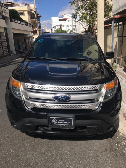 Ford Explorer Nd