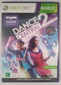 Jogo Dance Central 2 Xbox 360 Midia Fisica