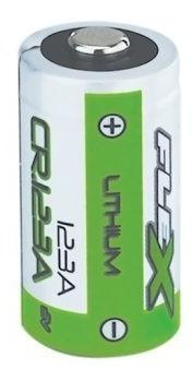 Bateria Lithium Cr123a - Fx-cr-123a - Flex