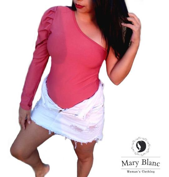 Body Feminino Moda De Luxo Trabalhado C/ Bojo De Qualidade