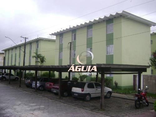 Apartamento À Venda, 52 M² Por R$ 239.000,00 - Parque Erasmo Assunção - Santo André/sp - Ap2279