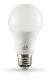 Kit 10 Lâmpada 11w Led Bulbo E27 3000k Luz Amarela