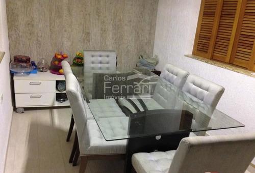 Casa Térrea Grande Com 210 M2, Proximo Avenida Guapira - Cf13338