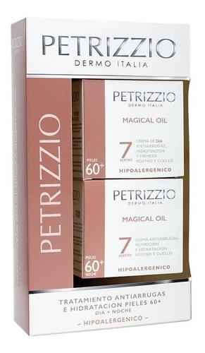 Tratamiento Magical Oil Dia + Noche Petrizzio Pack