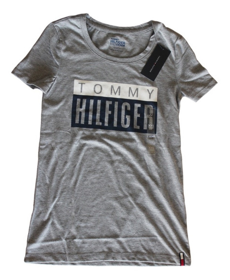 Remera Tommy Hilfiger Original Etiqueta Logo Importadas Usa