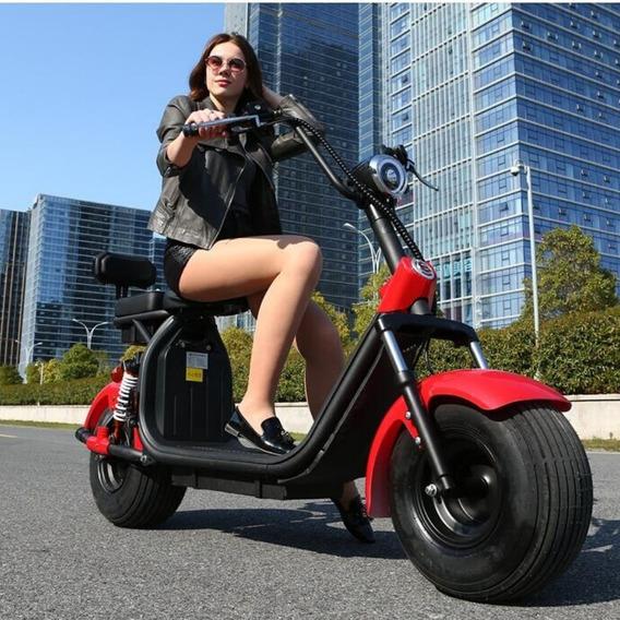Moto Eléctrica City Coco Batería Litio 20ah - Ecoalsina
