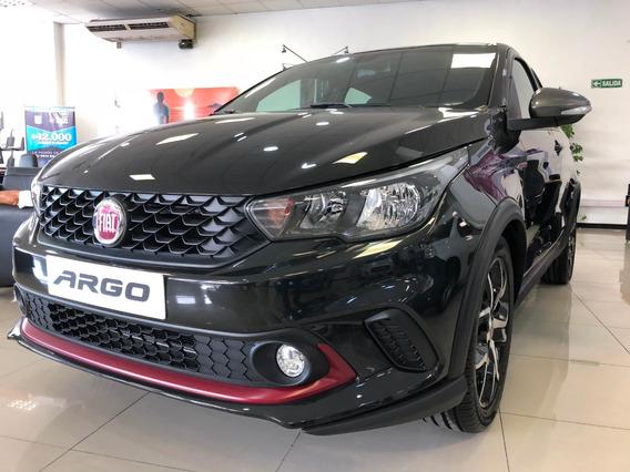 Fiat Argo Hgt Negro 2019 0 Km Oportunidad