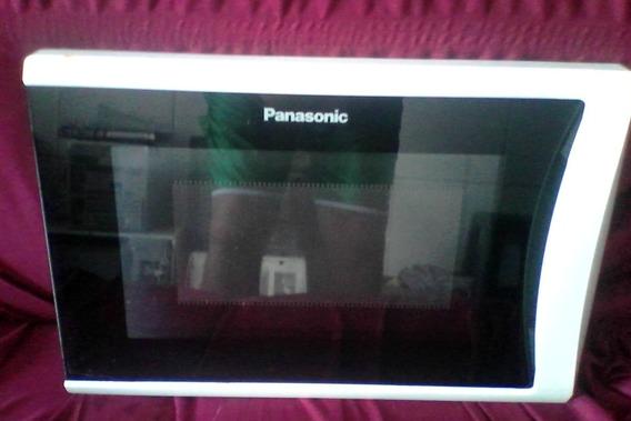 Porta De Microondas Panasonic Com Trava