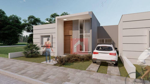 Imagem 1 de 10 de Casa Com 2 Dormitórios À Venda, 64 M² Por R$ 198.000,00 - Conventos - Lajeado/rs - Ca0233