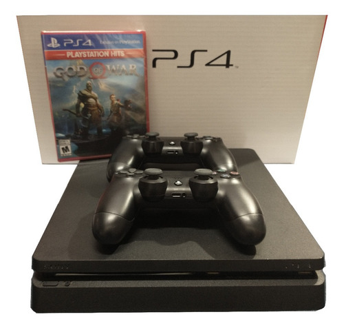 Playstation 4 Slim 1 Tera Ps4 2 Joystick Sony
